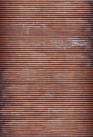 Closed front shop door shutter, vertically endless texture Stock Photo - 14306051