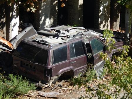 wreck: Car wreck V