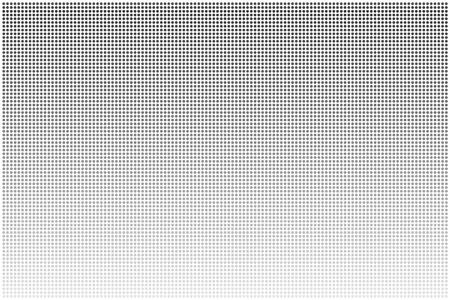 points de grille gris dégradé