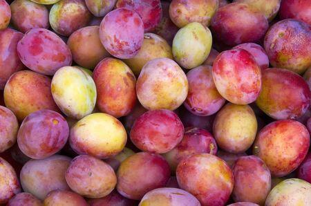 mellow: Mellow plums