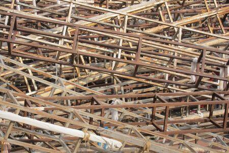mess: A Mess Stock Photo