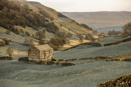 Swaledale is one of the northernmost dales in the Yorkshire Dales National Park in northern England. It is the dale of the River Swale on the east side of the Pennines in North Yorkshire.