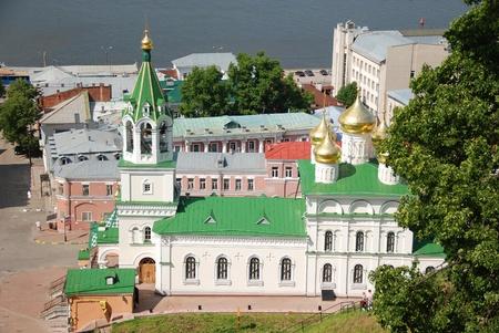 reverential: John the Baptist Church, Nizhny Novgorod, Russia