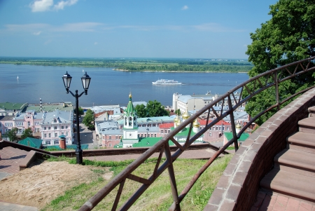 Nizhny Novgorod, Russia Stock Photo - 13810088