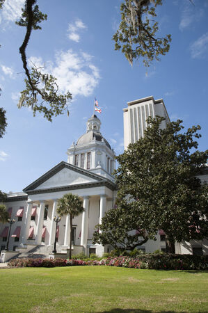 tallahassee: Tallahassee State Capitol buildings USA