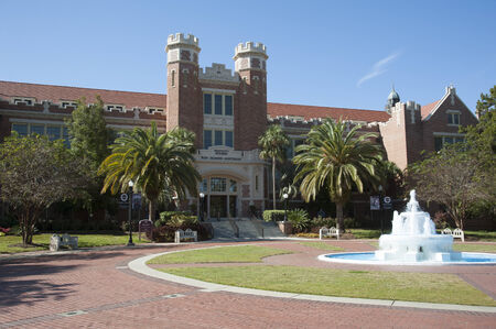 Tallahassee: Florida State University the Westcott Building