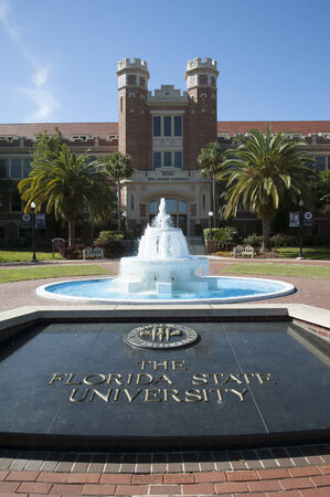 tallahassee: Florida State University the Westcott Building Tallahassee USA