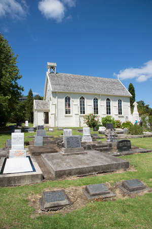 oldest: Christ Church at Russell New Zealand New Zealands oldest church