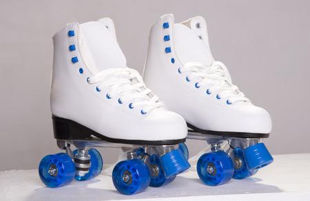 quad: A pair of ladies quad skates