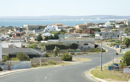 west  coast: Langebaan popular resort on the West Coast South Africa