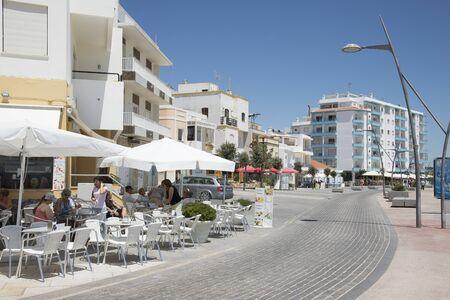 armacao: Armacao de Pera a holiday resort on the Algarve Portugal