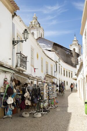 lagos: Old historic area of Lagos southern Portugal