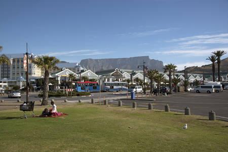 wharf: Victoria Wharf Cape Town South Africa Editorial