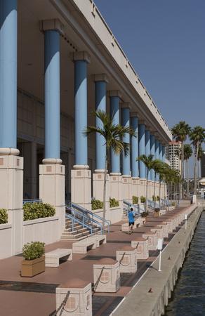 Tampa Convention Center Tampa Florida USA. April 2017