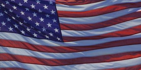 pics: closeup of stars and stripes flag of the USA