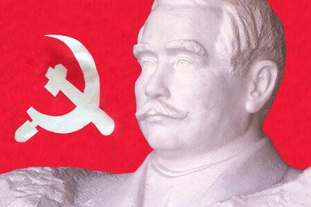 josef: flag and Josef Stalin
