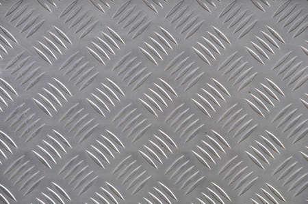 tread plate: background of steel tread plate Stock Photo