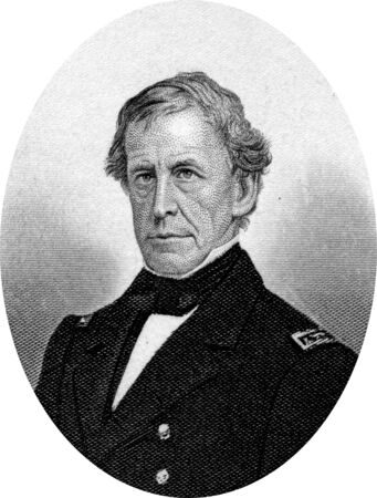 Engraving of Charles Wilkes (April 3, 1798 – February 8, 1877) was an American naval officer and explorer. He led the United States Exploring Expedition, 1838-1842 and commanded the ship in the Trent Affair during the American Civil War (1861–1865). A