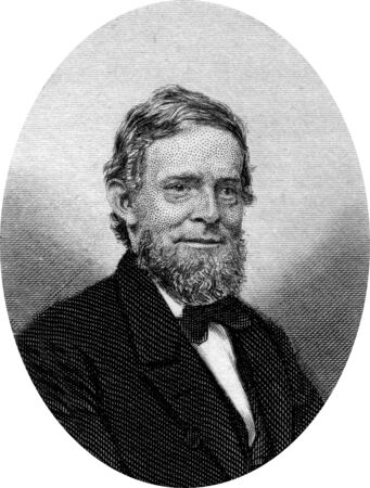 colfax: Engraving of Schuyler Colfax, Jr. ( March 23, 1823 – January 13, 1885), a United States Representative from Indiana (1855–1869), Speaker of the House of Representatives (1863–1869), and the 17th Vice President of the United States (1869–1873). Ori