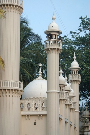 tamil nadu: Mosque in Tamil Nadu, South India