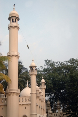 idolatry: Mosque in Tamil Nadu, South India