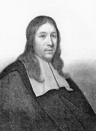 wesley: John Wesley, the grandfather of Methodist founder John Wesley, engraving from Selections from the Journal of John Wesley, 1891