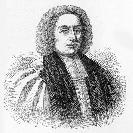 Joseph Butler (1692 - 1752)  English bishop, theologian, apologist, and philosopher; engraving from Selections from the Journal of John Wesley, 1891 Editorial