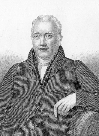 theologian: Adam Clarke (1760 or 1762–1832) British Methodist theologian and biblical scholar, engraving from Selections from the Journal of John Wesley, 1891 Editorial