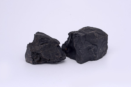 steel making: A piece of bituminous coal from a New Zealand mine. Bituminous coal is highly regarded for steel making.