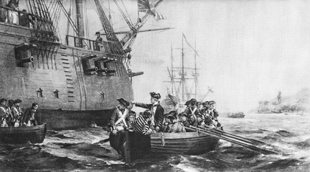 Captain James Cook makes his final visit to Hawaii, where he was killed trying to retrieve a stolen longboat.