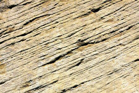stratified: Sandstone background showing natural stratification