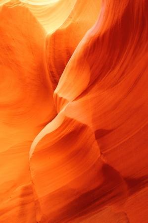 slot canyon: Canyon X slot canyon, Page, Arizona, USA