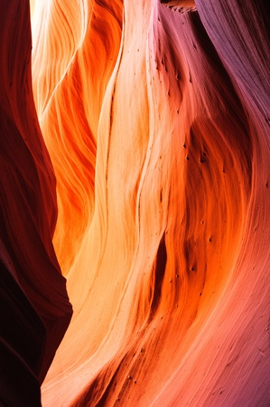 Lower antelope slot canyon, Navajo reservation, Page, Arizona, USA Stock Photo - 8965864