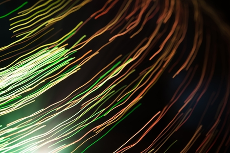 background abstraction: Motion Blur Abstract Lights Photo Background. Background Abstraction.
