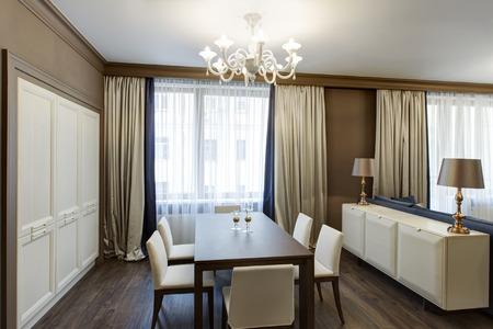 contemporary living room: Contemporary living room Editorial
