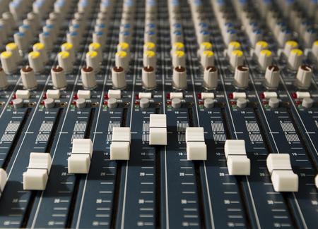 switcher: music mixer audio recording studio