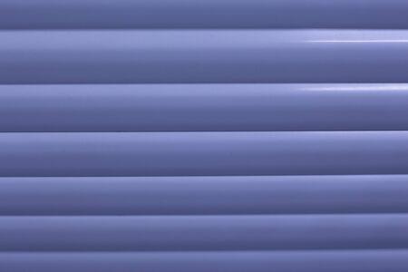 striped background of light blinds, roller blinds.