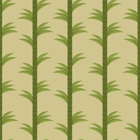 bamboo forest: Seamless background with bamboo forest for your design