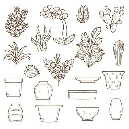 indoor garden: Печать