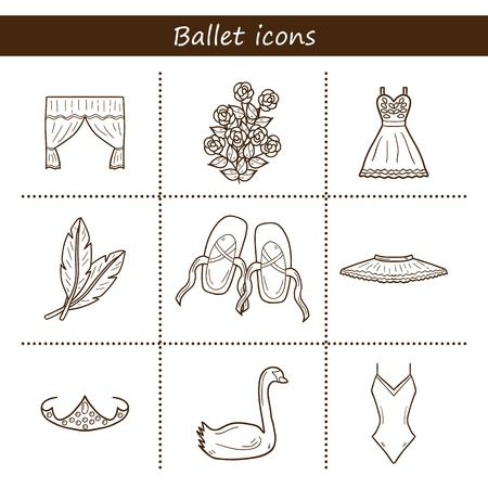 ballet slippers: Печать