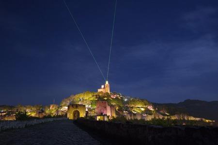 veliko: Bulgarian audio-visual show Sound and light