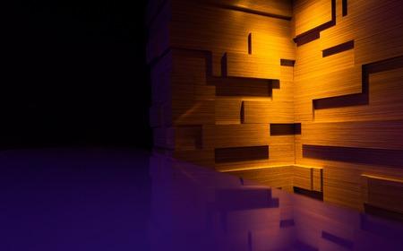 papeles oficina: pared de madera y un azul. imagen de fondo.