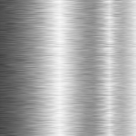 brushed metal structure closeup 写真素材