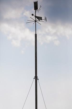 climatology: Weather Station  on the sky