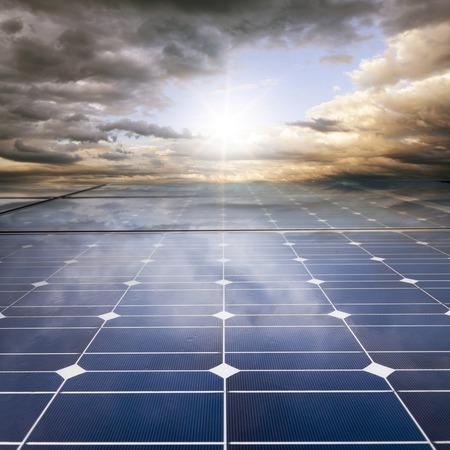 viewfinderchallenge3: Power plant using renewable solar energy  with sun