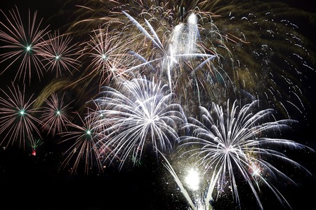 fawkes: Fireworks over the city