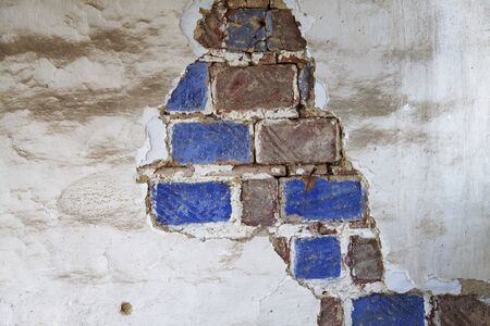Old grunge mur Banque d'images - 50338135