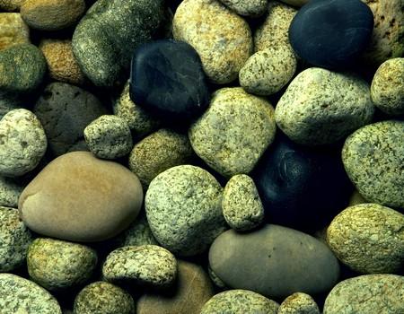 peeble: Abstract background with round peeble stones