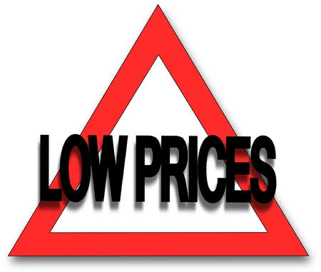 low prices: Low prices