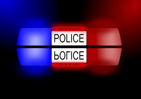 police Stock Vector - 6181105